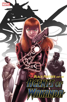 BLACK PANTHER AND AGENTS OF WAKANDA #2 LOPEZ MARY JANE VAR 10/16/19 FOC 09/23/19