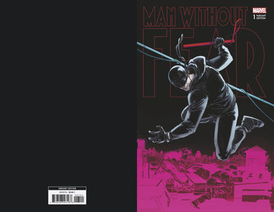 MAN WITHOUT FEAR #1 CAMUNCOLI CONNECTING VARIANT 01/02/19