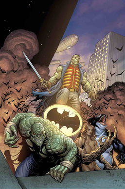 GOTHAM CITY MONSTERS #1 (OF 6) VAR ED 09/11/19 FOC 08/19/19