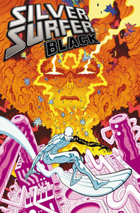 SILVER SURFER BLACK #4 (OF 5) 09/11/19 FOC 08/19/19