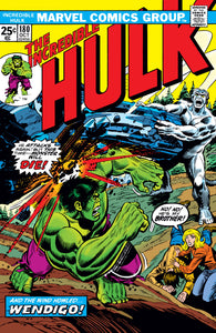 INCREDIBLE HULK #180 FACSIMILE EDITION 01/15/20 FOC 12/16/19