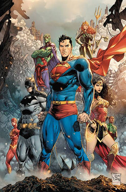 JUSTICE LEAGUE #38 VARIANT 12/18/19 FOC 11/25/19