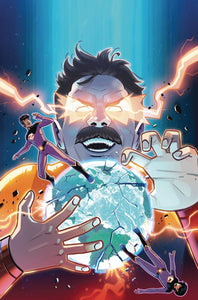 WONDER TWINS #6 (OF 6) 07/10/19 FOC 06/17/19