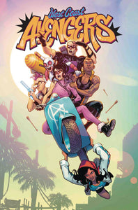WEST COAST AVENGERS #1 FOC 07/30