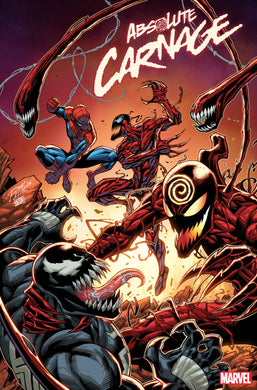 ABSOLUTE CARNAGE #2 (OF 4) LIM VARIANT 08/28/19 FOC 08/05/19