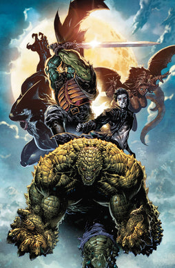GOTHAM CITY MONSTERS #1 (OF 6)09/11/19 FOC 08/19/19