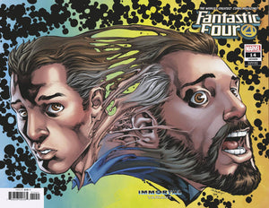 FANTASTIC FOUR #14 RANEY MR FANTASTIC IMMORTAL WRAPAROUND VARIANT 09/04/19 FOC 08/12/19