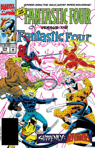 TRUE BELIEVERS NEW FANTASTIC FOUR #1 FOC 07/02 (ADVANCE ORDER)