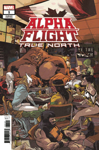 ALPHA FLIGHT TRUE NORTH #1 PEREZ VAR 09/04/19 FOC 08/12/19