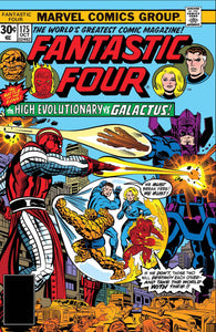 TRUE BELIEVERS FANTASTIC FOUR GALACTUS HUNGERS #1 FOC 06/18