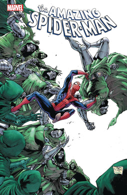 AMAZING SPIDER-MAN #35 2099 12/04/19 FOC 11/04/19