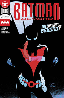 BATMAN BEYOND #37 10/23/19 FOC 09/30/19
