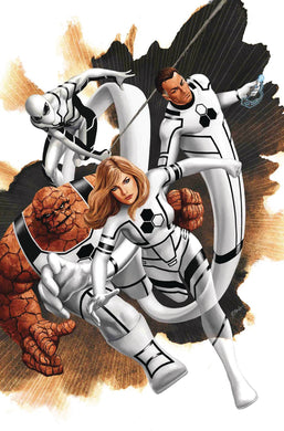 AMAZING SPIDER-MAN #3 EPTING RETURN OF FANTASTIC FOUR VAR FOC 07/16