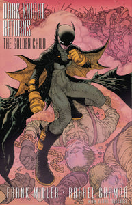DARK KNIGHT RETURNS THE GOLDEN CHILD #1 12/11/19 FOC 11/11/19