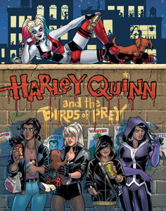 HARLEY QUINN AND THE BIRDS OF PREY #1 (OF 4) 02/12/20 FOC 01/13/20