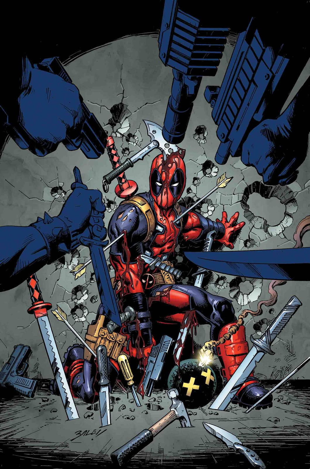 DEADPOOL ASSASSIN #3 (OF 6) FOC 06/18