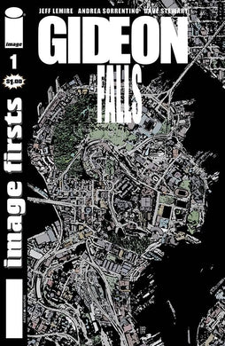IMAGE FIRSTS GIDEON FALLS #1 07/31/19 FOC 07/08/19