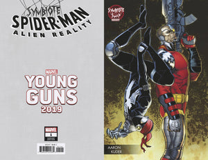 SYMBIOTE SPIDER-MAN ALIEN REALITY #1 (OF 5) KUDER YOUNG GUNS 12/11/19 FOC 11/11/19