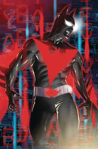 BATMAN BEYOND #34 KAARE ANDREWS VARIANT  07/24/19 FOC 07/01/19
