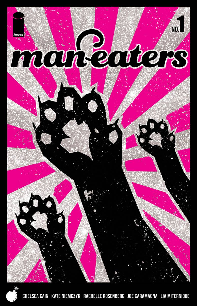 MAN-EATERS #1  FOC 09/03