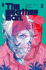 WEATHERMAN #2 CVR B MARTIN (MR) FOC 06/25 (ADVANCE ORDER)
