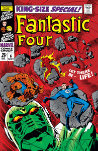 FANTASTIC FOUR ANNUAL #6 FACSIMILE EDITION 01/29/20 FOC 01/06/20