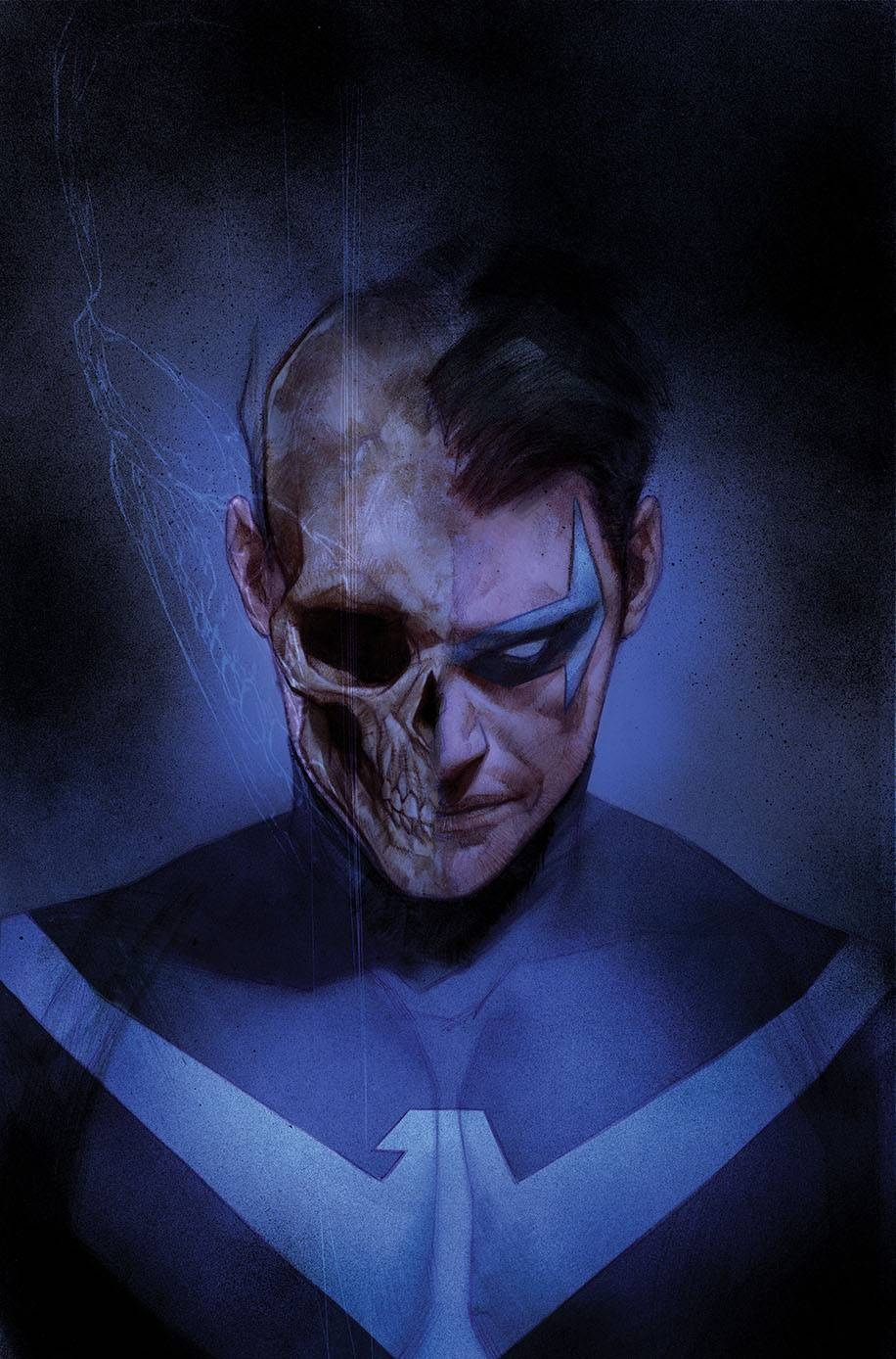 NIGHTWING #46 VAR ED FOC 06/11 (ADVANCE ORDER)