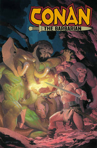 CONAN THE BARBARIAN #9 09/04/19 FOC 08/12/19