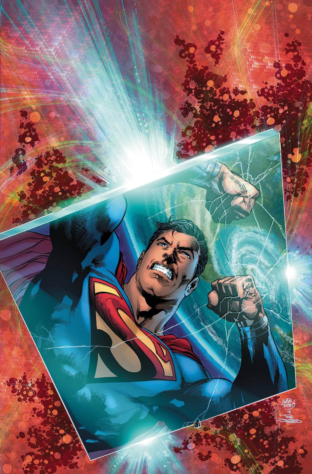 SUPERMAN #2 FOC 07/16