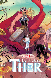 MIGHTY THOR 3D #1 POLYBAGGED 04/03/19 FOC 03/11/19