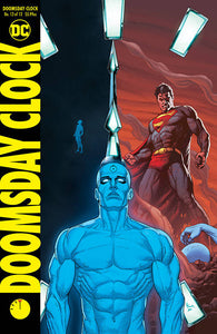 DOOMSDAY CLOCK #12 (OF 12) VARIANT 12/18/19 FOC 11/25/19
