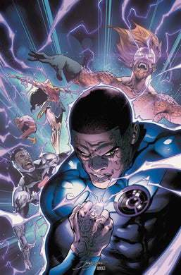 JUSTICE LEAGUE #3 FOC 06/11 (ADVANCE ORDER)