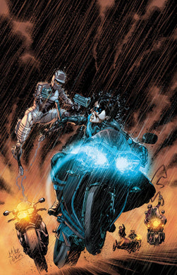 NIGHTWING #48 SILENCER APPEARANCE FOC 08/13
