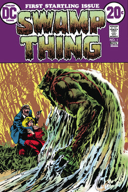 DOLLAR COMICS SWAMP THING #1 10/23/19 FOC 09/30/19