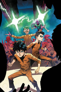 ADVENTURES OF THE SUPER SONS #7 (OF 12) 02/06/19 FOC 01/14/19
