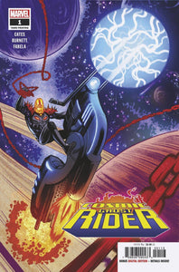 COSMIC GHOST RIDER #1 (OF 5) 3RD PTG BURNETT VAR FOC 07/16