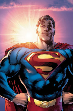 SUPERMAN #1 FOC 06/18