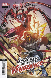 ABSOLUTE CARNAGE SYMBIOTE OF VENGEANCE #1 2ND PTG FRIGERI VARIANT 10/16/19 FOC 09/23/19
