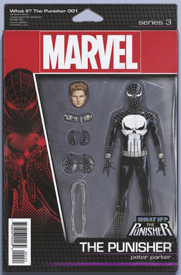 WHAT IF? PUNISHER #1 CHRISTOPHER ACTION FIGURE VAR FOC 09/17