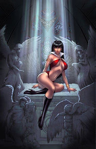 VAMPIRELLA #1 VIRGIN COVER (SORAH SUHNG / KATE COLORS)