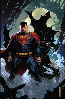 BATMAN SUPERMAN #5 CARD STOCK VARIANT 12/18/19 FOC 11/25/19