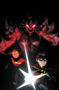 ADVENTURES OF THE SUPER SONS #11 (OF 12) 06/05/19 FOC 05/13/19