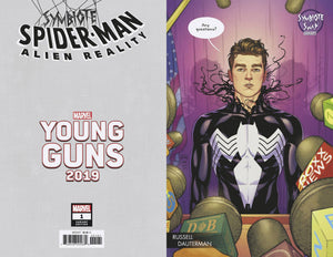 SYMBIOTE SPIDER-MAN ALIEN REALITY #1 DAUTERMAN YOUNG GUNS 12/11/19 FOC 11/11/19