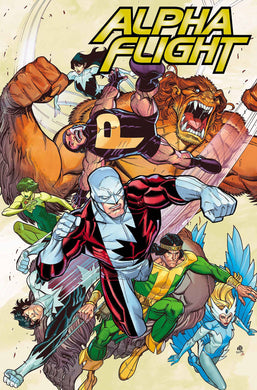 ALPHA FLIGHT TRUE NORTH #1 09/04/19 FOC 08/12/19