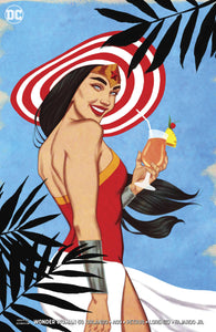 WONDER WOMAN #53 VAR ED FOC 07/30