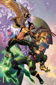 JUSTICE LEAGUE #7 FOC 08/13