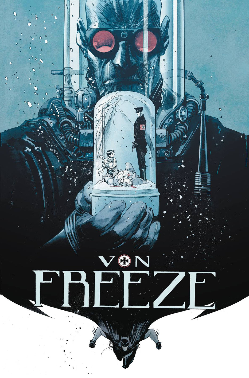 BATMAN WHITE KNIGHT PRESENTS VON FREEZE #1 11/20/19 FOC 10/28/19