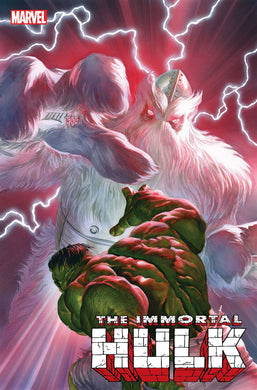 IMMORTAL HULK #30 01/29/20 FOC 01/06/20