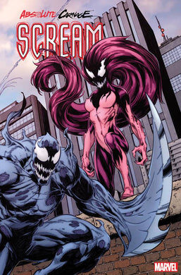 ABSOLUTE CARNAGE SCREAM #3 BAGLEY CONNECTING VARIANT 10/16/19 FOC 09/23/19