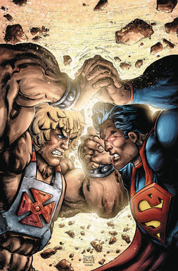 INJUSTICE VS THE MASTERS OF THE UNIVERSE #2 (OF 6) FOC 07/23